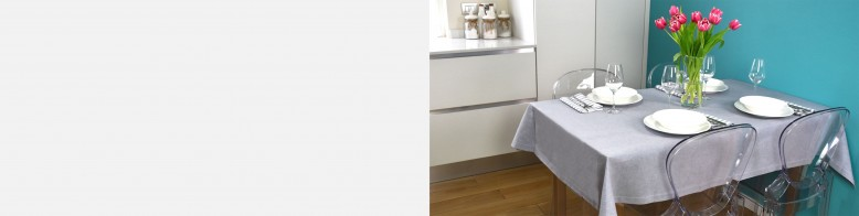 Tessili per la tavola, cucina e soggiorno