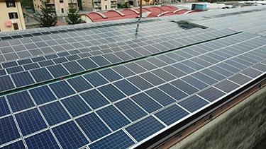 Photovoltaic systemTessitura Grassi